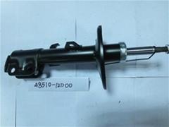 Toyota ZZE14 NZE014 shock absorber FR