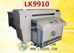 High-performance flatbed printer