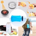 Silicon Universal Solar Multi Bottle Lanten Waterproof USB LED Light Lamp