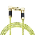 m AUX Stereo Jack Audio Cable 90° (3.5mm to 3.5mm AUX Stereo/Audio Cable, nylon-
