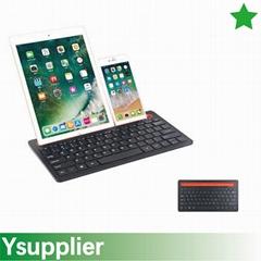 Multi-Device Bluetooth Wireless Keyboard