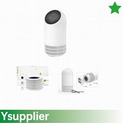 Air Purifier Cleaner for Rooms,Home,Car, Smoke, Dust, Mold, Smoke, Pets, Smokers