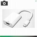 USB C to HDMI Adapter (4K 60Hz), uni USB Type-C to HDMI Adapter [Thunderbolt 3 C