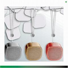 Aluminum Portable Pocket Bluetooth Speaker