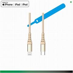 SCCP pass iphone 11 C94 18Watt PD Lightning cable