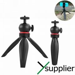 Ysupplier - Mini Tripod Smartphone Stabilizer Rig, Hand Grip, Table Tripod