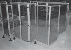 恒树铝型材安全围栏