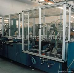 恒树铝型材设备框架
