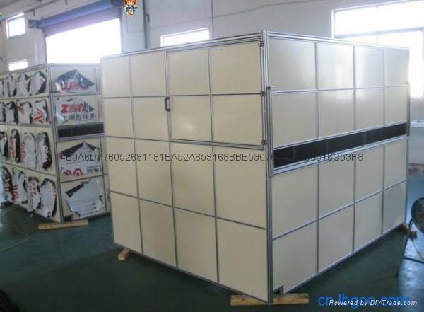 工业铝型材框架 2