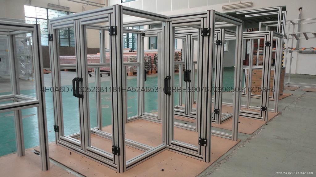 工业铝型材框架 4