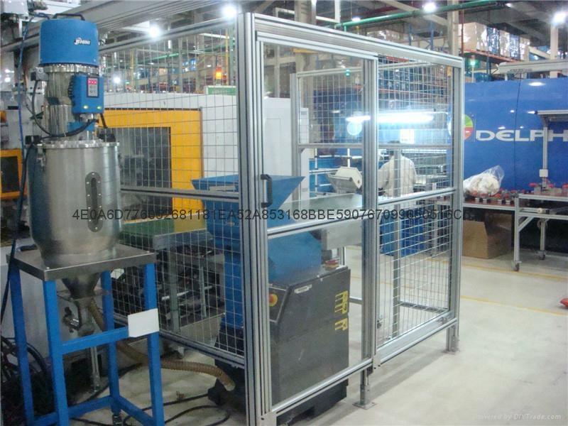 工业铝型材框架 5