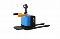 Rider AC Power Electric Pallet Truck