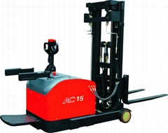Reach electric stacker CQD12/15-810