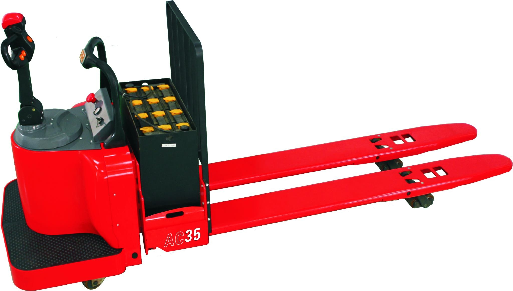 3.5T high capacity powered pallet truck CBD35-510/520/530 1