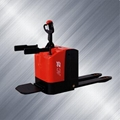 High capacity electric pallet truck