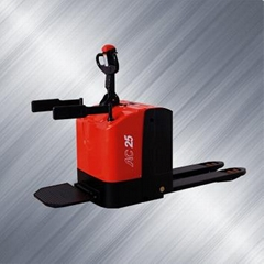 High capacity electric pallet truck CBD25-470