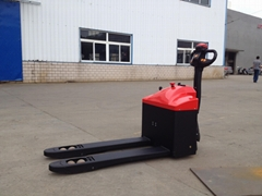 Supper MINI electric pallet truck CBD15-170