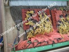Muller MBJ3 MVC complete harness set