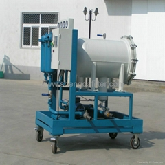 Coalescence &Separating Oil Cleaning Machine