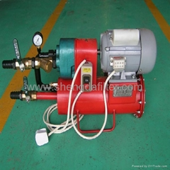 Portable Oil Filter Machine