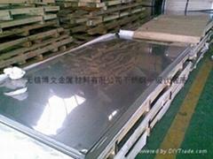 304不锈钢砂光板