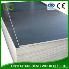 Black Film Faced Plywood Shuttering Plywood Construction Plywood
