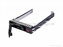 "hdd tray 651687-001 2.5"" Hot-Swap SAS SATA Hard Disk Drive Caddy for G8 server"