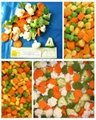 IQF mixed vegetables  2