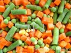 冷冻混合菜(四混)