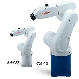 DENSO六軸機器人 1