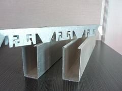 木纹方通铝型材
