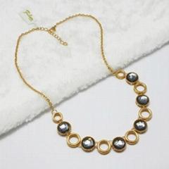 时尚925银项链