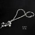 幻想时尚925银镶锆石项链 2