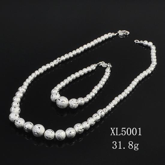 幻想时尚925银镶锆石项链 4