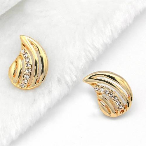 梦幻时尚925银镶锆石耳环 2