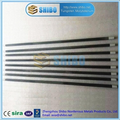 Factory Supply Rod shape SiC heating element with best quality