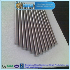 Factory Direct Supply TZM Molybdenum Rod, TZM Alloy Bar with polished surface