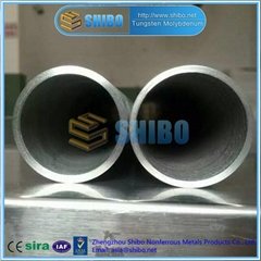 Factory Direct Sale High Purity Molybdenum tube