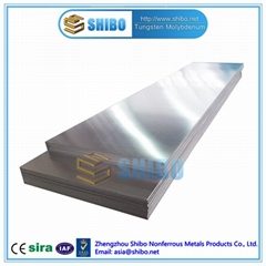Factory Direct Supply High purity Molybdenum sheet