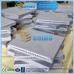 Factory Supply High temperature Molybdenum Boat