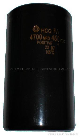 4700uf Elevator capacitors lg mitsubishi  1