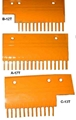 S655B6 comb plate for Hyundai