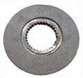 Escalator brake disc for Mitsubishi