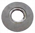 Escalator brake disc for Mitsubishi