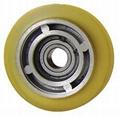 D80 Escalator chain roller for lg