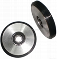D125 Elevator high speed guide rollers