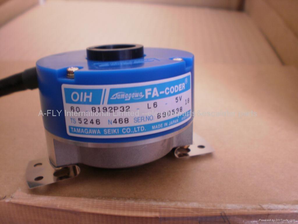 Elevator encoder TS5246N468 LG SIGMA  1
