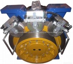 Elevator VVVF traction machine 220V 380V