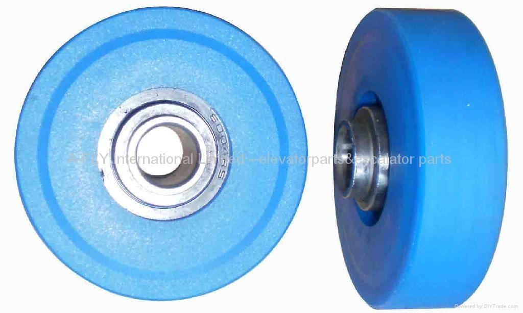 D76.5 Escalator chain roller  1