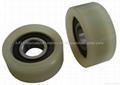 D60 Escalaror step roller for lg